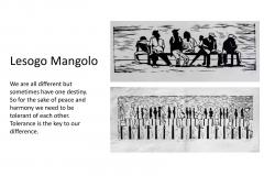 BALFOUR ARTIST LESEGO MONGOLOGA