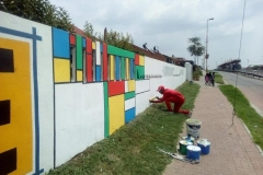 Bulte Mural Progress - Thusi Vukani (6)