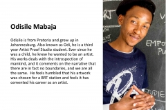 KES ARTIST ODIRELE MABOYA