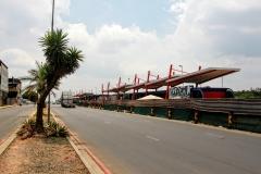 LEES BRT STATION ARTWORK INSTALLATION 07-02-19 THUSI VUKANI (1)