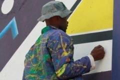 Mama Glover Mural Thusi Vukani (12)