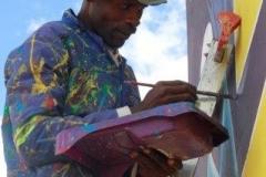 Mama Glover Mural Thusi Vukani (13)