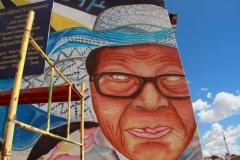 Mama Glover Mural Thusi Vukani (4)