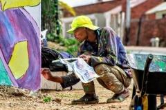 Mama Glover Mural Thusi Vukani (8)