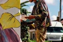 Mama Glover Mural Thusi Vukani (9)