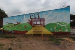 Ricky's Spaza shop Mural (2)