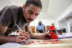 Rotunda workshop and artists (20)