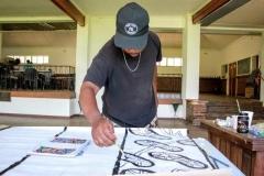 Rotunda workshop and artists (22)