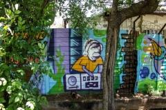 Short road mural 11-08-2018 - Zivanai Matangi (26)